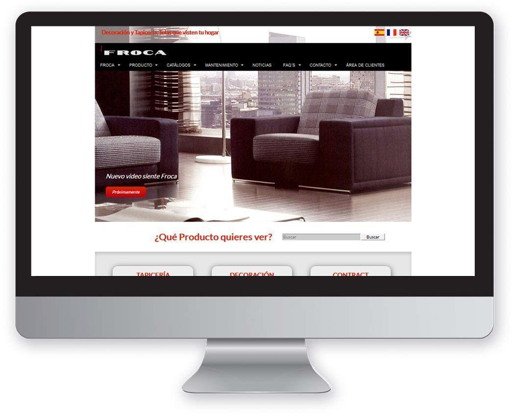 Diseño web a medida, diseño gráfico para web