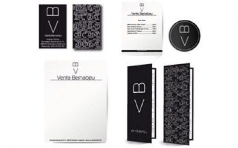 Diseño imagen corporativa para restaurantes