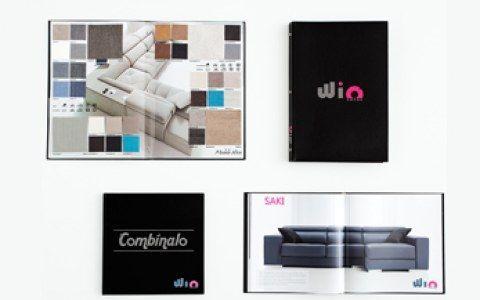 Diseño de catálogo, Diseño muestrario