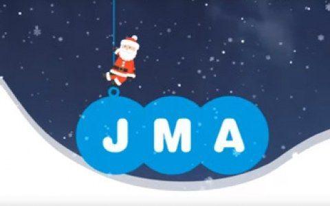 felicitacion de Navidad video