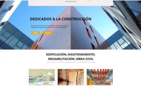Diseño webconstructora