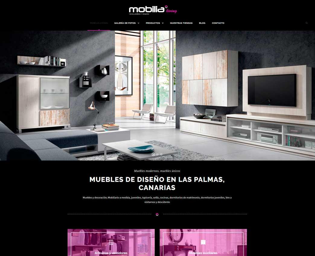 Diseño web Canarias
