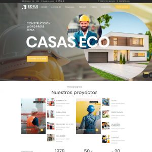 Diseño web para constructoras, elige tu página web