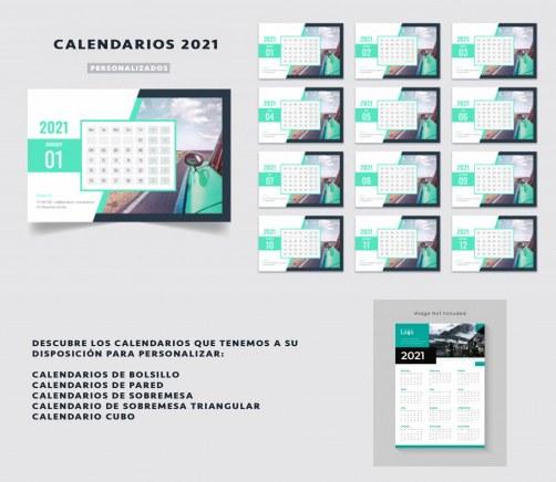 Comprar calendario 2021