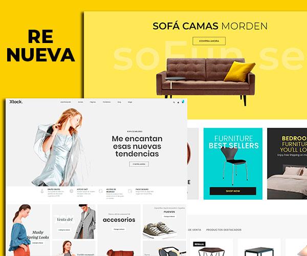 Tu nueva página web
